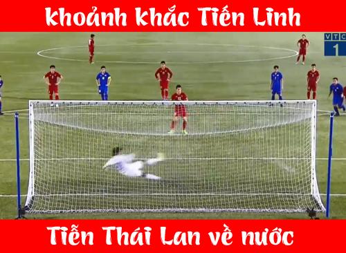 Tiến Linh hoàn tất thủ tục cho Thái Lan vé về nước.