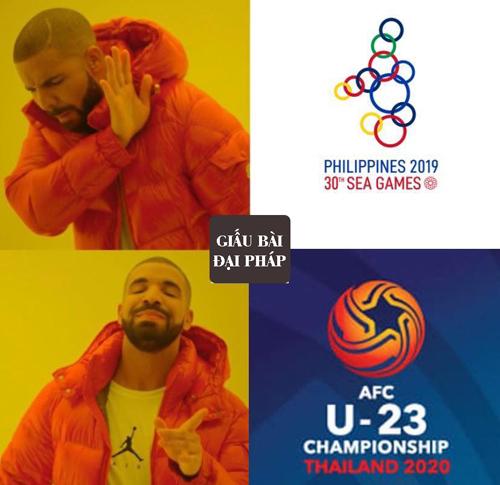 Tiếp tục giấu bài cho giải U23 năm sau.