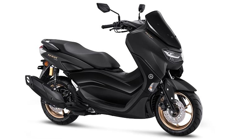 Yamaha Nmax 155 thế hệ mới ra mắt đầu tiên tại Indonesia.