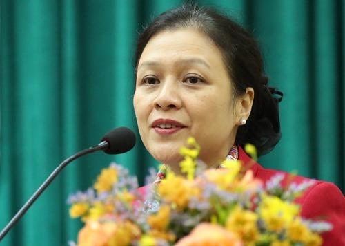Bà Nguyễn Phương Nga. Ảnh: VUFO