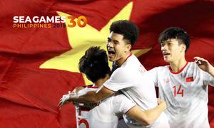 Lịch đấu bóng đá nam SEA Games: Ngày phán quyết ở bảng B