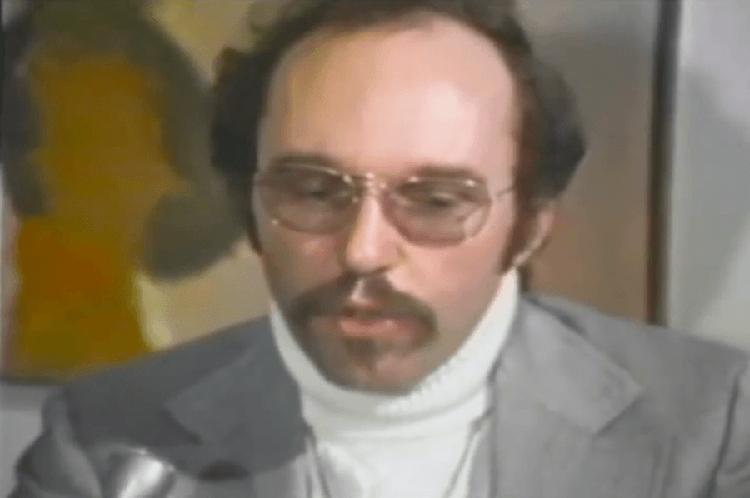 Chuck Traynor trong một cuộc phỏng vấn năm 1976. Ảnh: ATI.