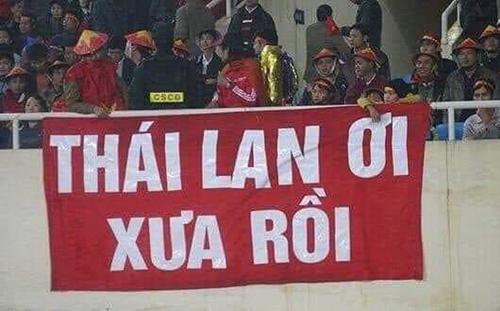 Việt Nam không còn lo sợ khi đối đầu Thái Lan nữa.