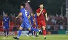 U22 Việt Nam đã không vỡ trận sau hai bàn thua Thái Lan