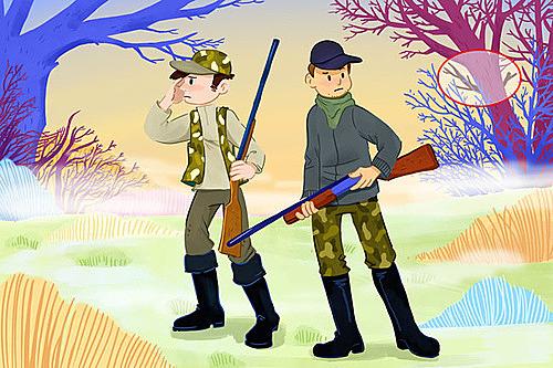 Giúp hai người thợ săn tìm con nai - page 2