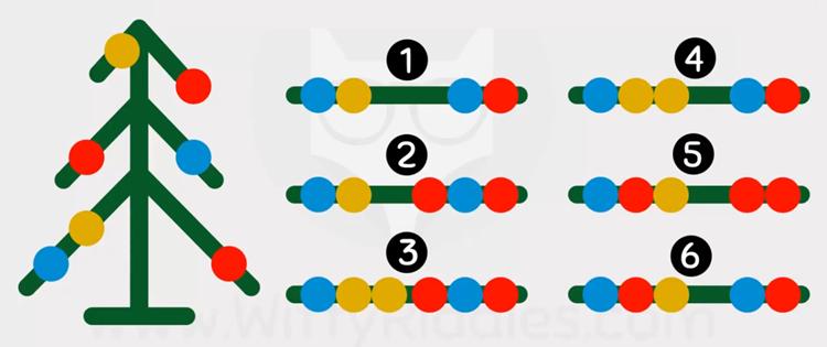 Năm câu đố kiểm tra trí thông minh - 3