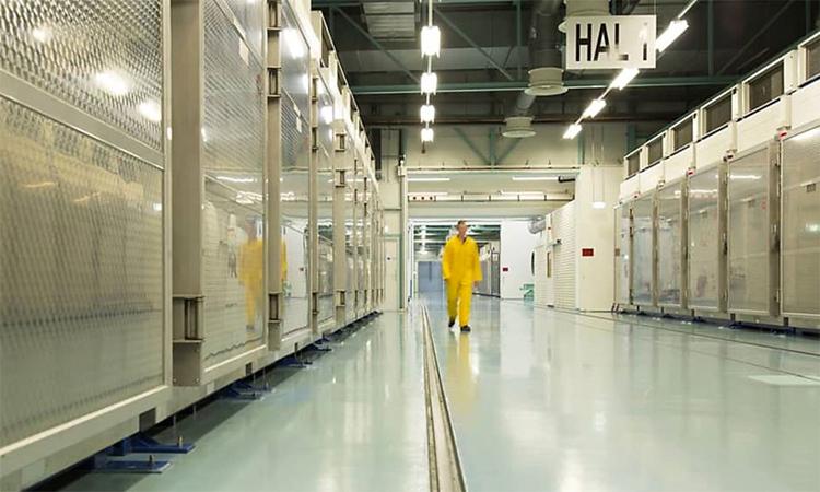 Nga hoãn dự án hạt nhân tại Iran