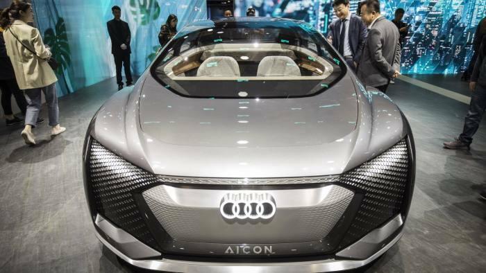 Công nghiệp ôtô Đức đối diện ngày phán quyết