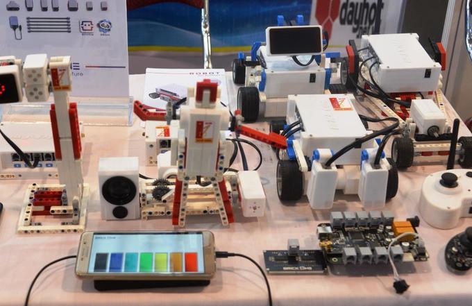 Những giải pháp công nghệ sáng tạo tại triển lãm Techfest 2019