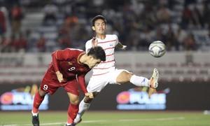 Bốn bàn thắng của Việt Nam vào lưới Campuchia