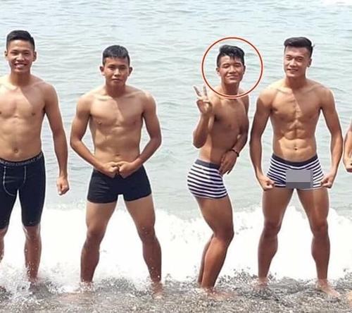Dàn hot boy U23 Việt Nam.