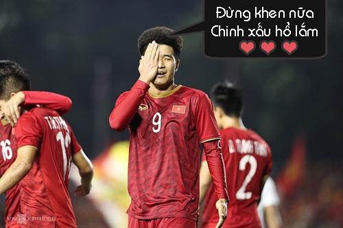 Thôi đừng khen Chinh nữa.