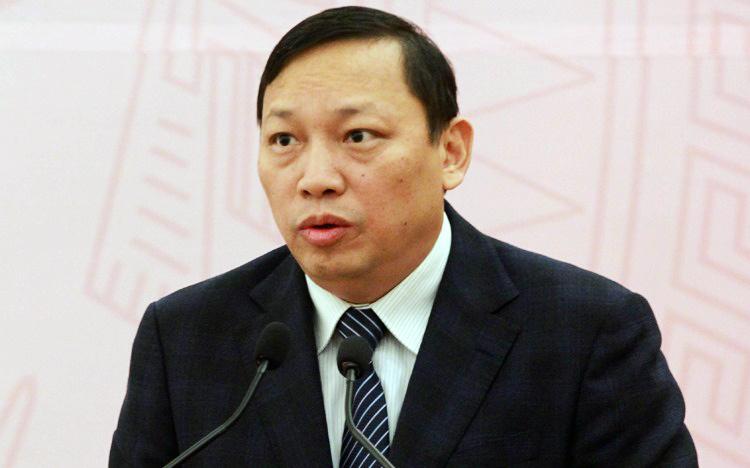 Ông Ngô Hải Phan, Cục trưởng Kiểm soát thủ tục hành chính. Ảnh: VT