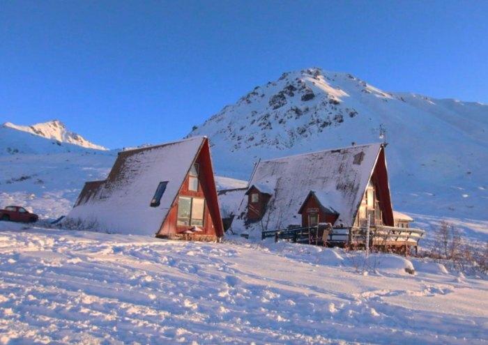 Một vùng hẻo lánh tại Alaska, Mỹ. Ảnh: Tripadvisor