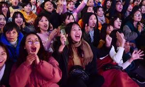 CĐV nói về màn tỏa sáng của cặp đôi Đức Chinh - Tiến Linh