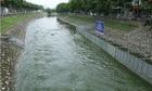 Pha loãng nước thải sông Tô Lịch