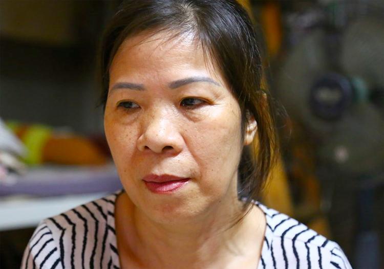 Bà Nguyễn Bích Quy. Ảnh: Phạm Dự