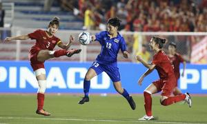 Nữ Việt Nam và trận chiến giữ HC vàng SEA Games