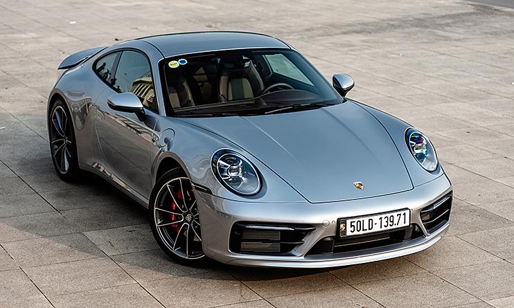 Porsche 911 – chất kích thích cho nhà giàu Việt