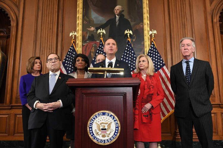 Chủ tịch Ủy ban Tình báo Hạ viện Mỹ Adam Schiff