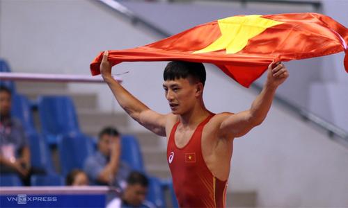 Việt Nam đứng thứ hai toàn đoàn ở SEA Games 30 - SEA Games 2019