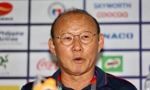Ông Park chia sẻ sau khi Việt Nam vô địch SEA Games 30