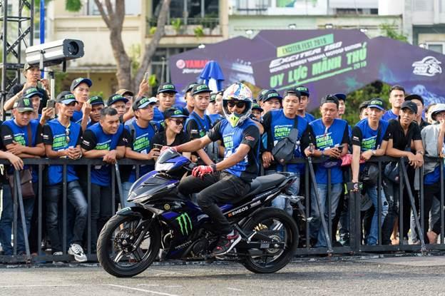 Yamaha Exciter tại Việt Nam.