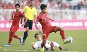 Giải mã lối chơi của Indonesia ở SEA Games 30