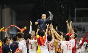 Park Hang-seo - Thuyền trưởng huyền thoại của bóng đá Việt Nam