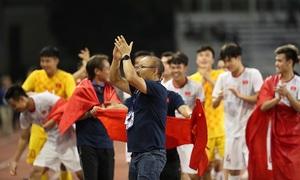 'HLV Park quá cao tay' Sea Games 2019 - VnExpress