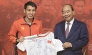 Thủ tướng: 'Chiến thắng của đội tuyển bóng đá truyền cảm hứng phát triển'