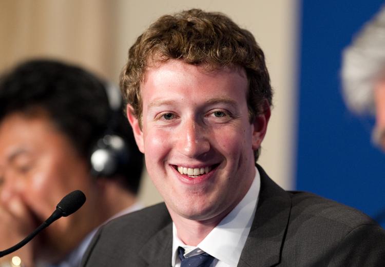 Tỷ phú Mark Zuckerberg. Ảnh: Shutterstock.