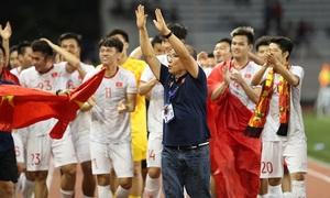 Ba bước tiến vượt bậc của bóng đá Việt Nam dưới thời Park Hang-seo Sea Games 2019 - VnExpress