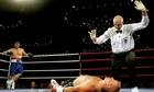 Bệnh nghề nghiệp của võ sĩ boxing