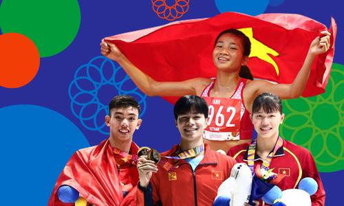 Thể thao Việt Nam thành công như thế nào ở SEA Games 30 Sea Games 2019 - VnExpress