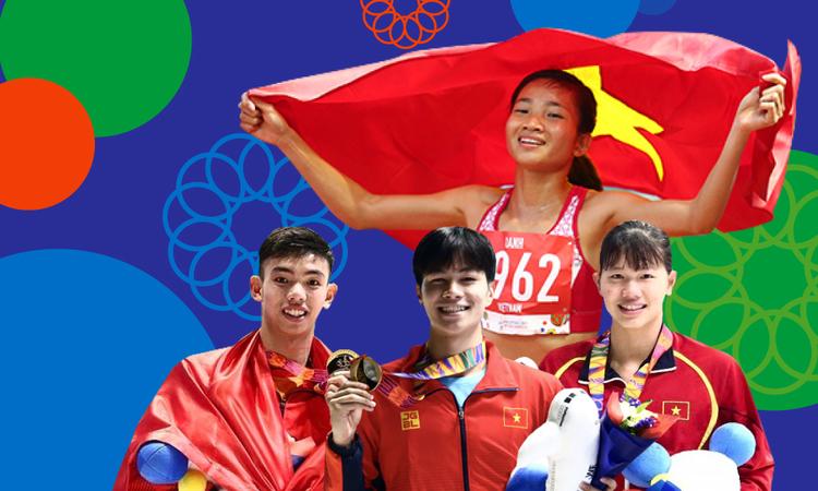 Thể thao Việt Nam thành công như thế nào ở SEA Games 30
