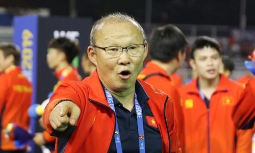 Ông Park vực dậy nền bóng đá Việt 'hoảng loạn' - SEA Games 2019