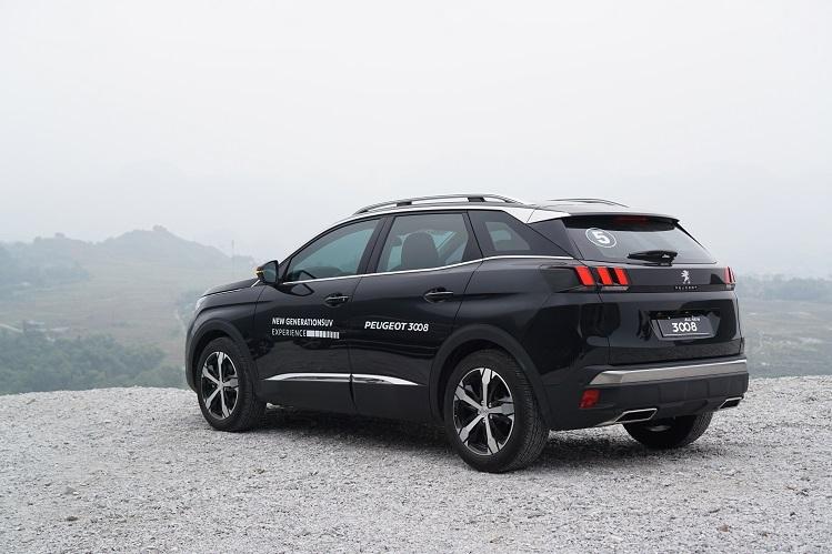 Peugeot Việt Nam áp dụng chính sách bảo hành lên đến 5 năm hoặc 150.000 km cho bộ đôi SUV Peugeot 3008, 5008 mới