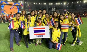 Thái Lan chi 7,5 triệu USD thưởng cho VĐV SEA Games