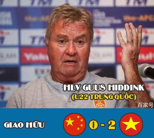 Nạn nhân nổi tiếng nhất của thầy Park, trớ trêu thay lại là người quen cũ Guus Hiddink