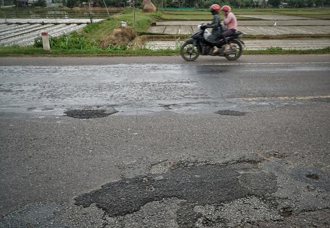 Quốc lộ nhiều mảnh vá ở Bình Định, Phú Yên