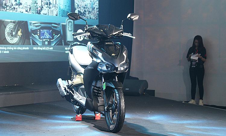 Honda Air Blade thế hệ mới đời 2020 ra mắt tại TP HCM.