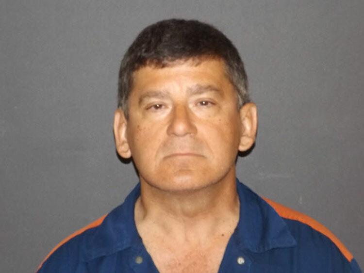 Ken Tranchida khi bị bắt giữ. Ảnh: Michigan State Prison.