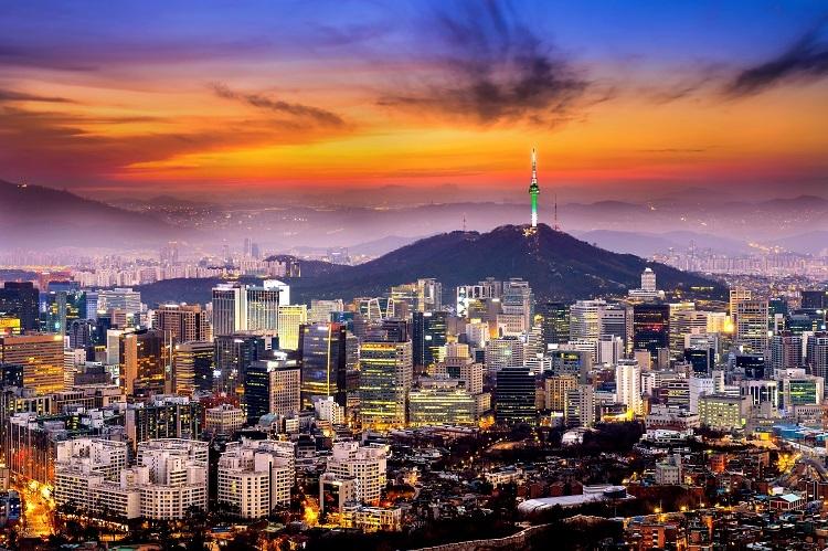 Thành phố Seoul. Ảnh: Shutterstock