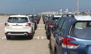 Việt Nam nhập khẩu ôtô nhiều gấp đôi năm ngoái