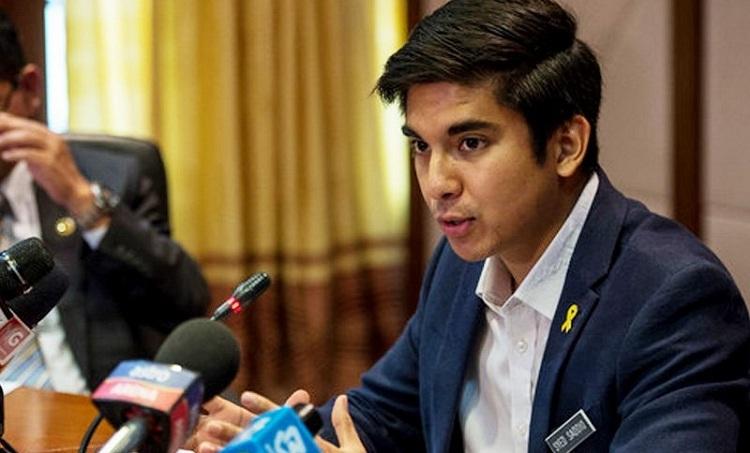 Bộ trưởngSyed Saddiq nhận trách nhiệm khi Malaysia không đạt chỉ tiêu huy chương tại SEA Games 30. Ảnh: Freemalaysiatoday.