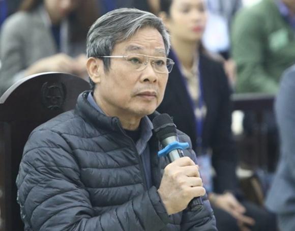 Ông Nguyễn Bắc Son tại TAND Hà Nội. Ảnh: TTXVN