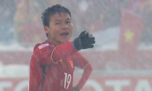 Quang Hải đứng đầu bình chọn bàn thắng đẹp nhất U23 châu Á