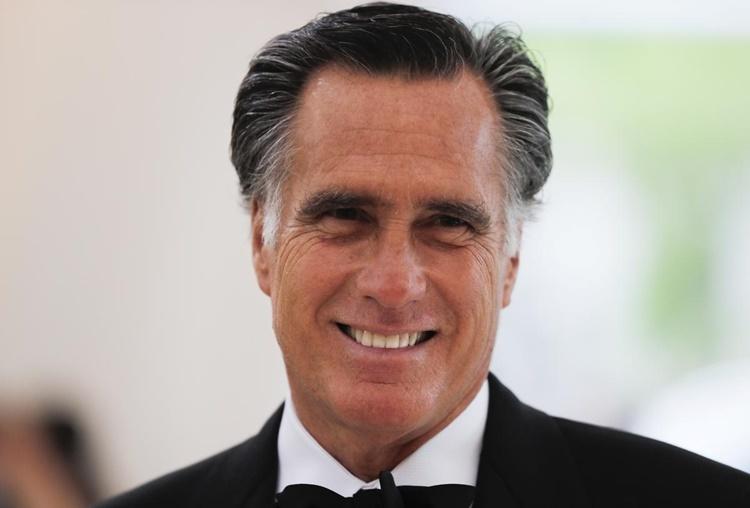 Thượng nghị sĩ Mitt Romney của Utah. Ảnh: Reuters.