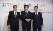 Nhật - Hàn - Trung sắp họp về Triều Tiên